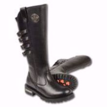 """Picture of Milwaukee Women's 15"""" High Rise Leather Riding Boot"""