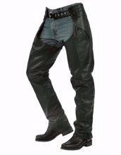 Picture of Unik International Unisex Ultra Hide Leather Chaps