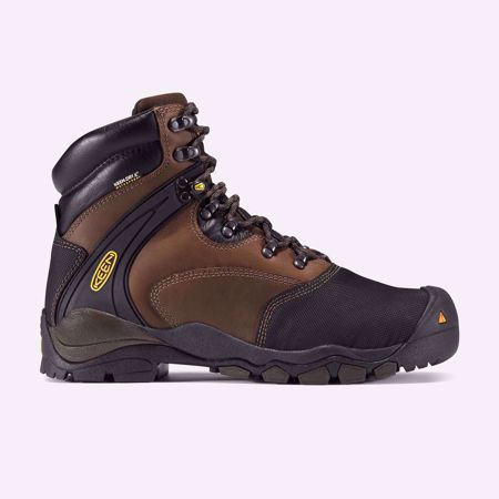 "Picture of Keen Men's Louisville 6"" Met-Guard"