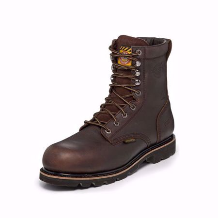 Picture of Justin Men's Miner Bark Insulated Composition Toe (Safety Toe)
