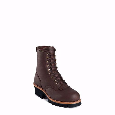 Picture of Chippewa Men's Paladin Briar Insulated Waterproof Logger