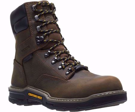 "Picture of Wolverine Men's 8"" Waterproof Bandit - Safety Toe"