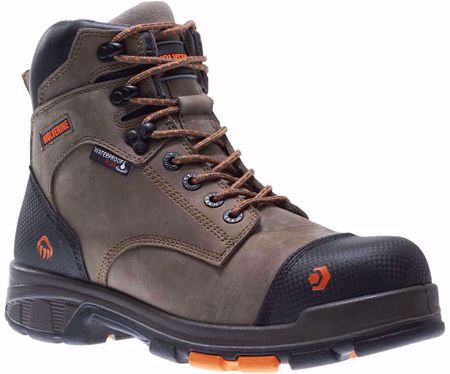 """Picture of Wolverine Men's 6"""" Waterproof Carbonmax Blade LX - Safety Toe"""