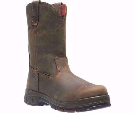 Picture of Wolverine Men's Cabor EPX PC Dry Waterproof Pull-on Wellington - Composite Safety Toe