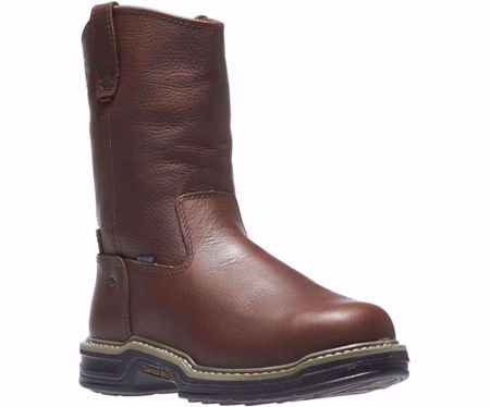 Picture of Wolverine Men's Darco Waterproog Steel-Toe Wellington - Met-Guard