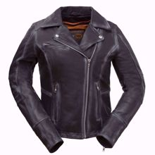 Picture of First Mfg. Ladies Leather Jacket - Arcadia