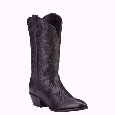 Picture of Ariat Women's Heritage R Toe Western Boot