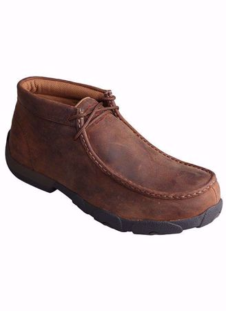 Picture of Twisted X Men's MetGuard Chukka Driving Moc