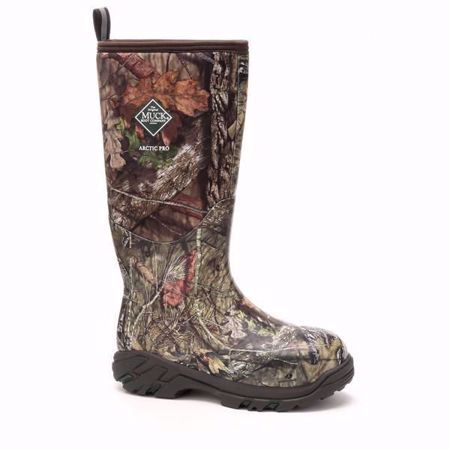 Picture of Muck Men's Arctic Pro Mossy Oak Boot