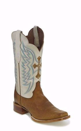 Picture of Justin Silky Women's Western Boot