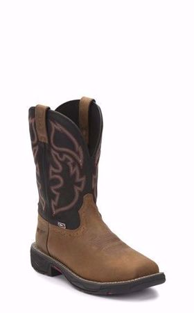 Picture of Justine Stampede Men's Safety Toe Work Boot