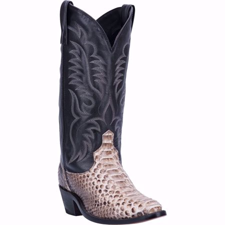 Picture of Dan Post Key West Men's Python Western Boot