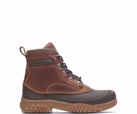 """Picture of Wolverine Men's Yak Lace 6"""" Insulated 200 Grams Work Boot"""