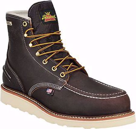 """Picture of Thorogood Men's 6"""" Moc Toe Waterproof Non-Safety Toe"""