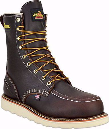 "Picture of Thorogood Men's 8"" Moc Waterproof Non-Safety Toe"