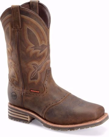 Picture of Double H Men's Jeydon Non Safety Toe Western Boot