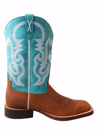 """Picture of Hooey Men's 12"""" Cowboy Boot"""