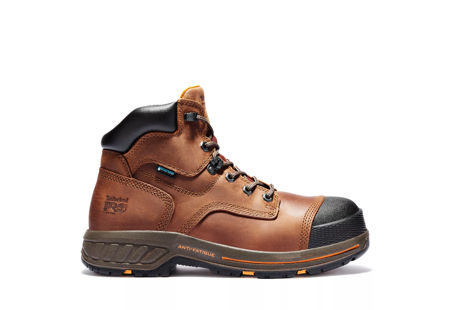 """Picture of Timberland Men's Helix HD 6"""" Soft Toe Work Boots"""