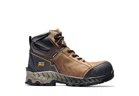 """Picture of Timberland Men's Work Summit 6"""" Composite Toe Work Boots"""