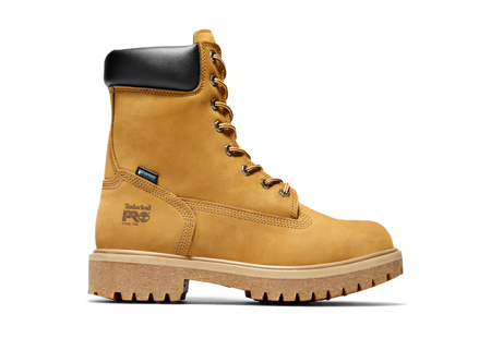 """Picture of Timberland Men's Direct Attach  8"""" Steel Toe Boot"""