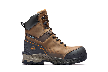 """Picture of Timberland Men's 8"""" Composite Safety Toe Insulated Work Boot"""