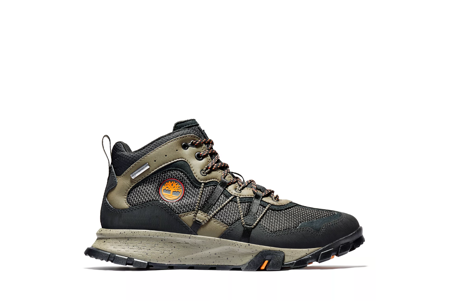 Picture of Timberland men's Garrison Trail Waterproof Mid Hiking Boots