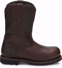 Picture of Justin Men's Miner Pull On Nano Comp Toe Puncture Resistant Insulated