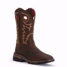 Picture of R Watson Men's Hazel Bay Cowhide / Hazel Bay Cowhide Work boot