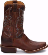 Picture of Men's Justin Navigator Soft Toe Boot