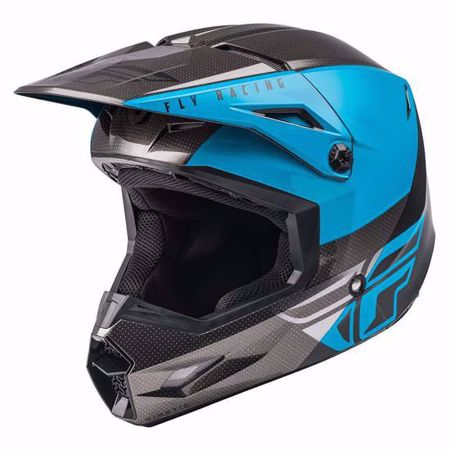 Picture of Fly Racing Adult Kinetic Straight Edge Off Road Helmet