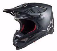 Picture of Alpine Stars Adult Supertech M8 Off Road Helmet