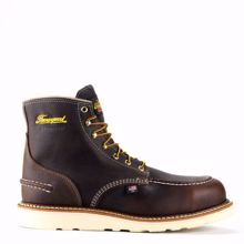 """Picture of Thorogood Men's 6"""" Briar Pit Stop Moc Toe Safety Toe"""