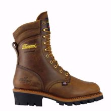 """Picture of Thorogood Men's 9"""" Logger Crazy Horse Insulated"""